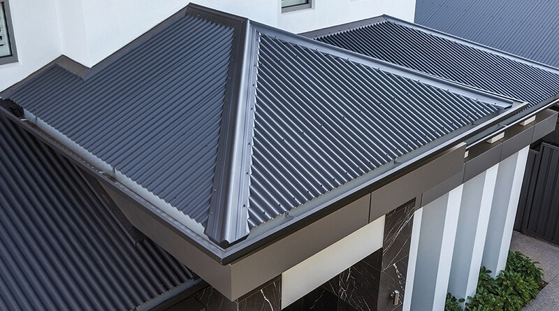 Colorbond Roofing Kirribilli