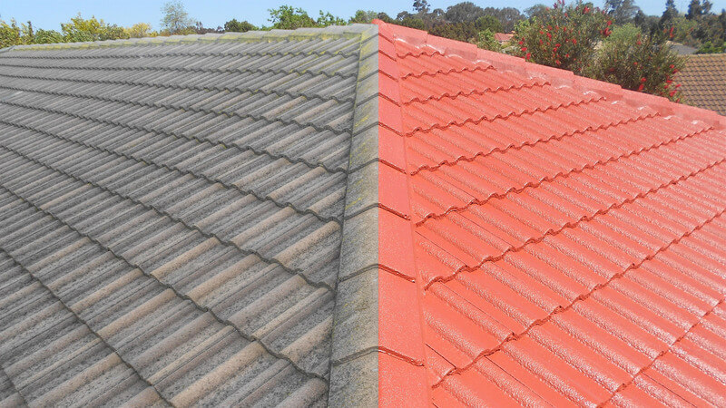Roof Restoration Killarney Heights 2