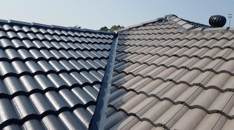 Roof Restoration Linley Point